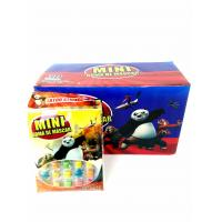 Buy cheap KungFu Panda Sweet and sour candy with colorful  outlook product