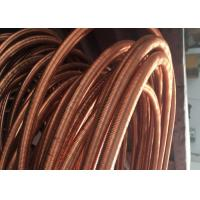 Buy cheap U Bending Low Finned Tube 0.6-2.0mm Pitch 0.3mm Thick For Heating Machinery from wholesalers