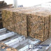 Buy cheap Giallo Fiorito Granite Tile from wholesalers