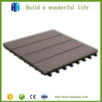 Buy cheap Products list indoor and outdoor wpc portable composite decking tiles for sale from wholesalers