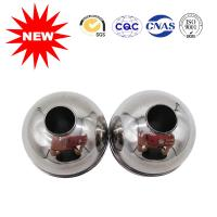Buy cheap Compact Round Type Oil Level Float , Mechanical Ss Float Ball 316L Material from wholesalers