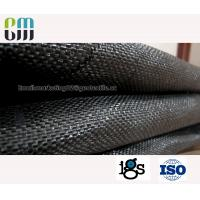 Buy cheap Customized width UV resistant polypropylene geotextile fabric soil stabilization fabric for construction from wholesalers