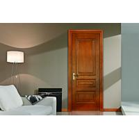 Buy cheap High quality oak wooden doors design for house from wholesalers