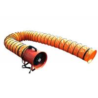 Buy cheap Low Weight PVC Polyester Fabric for Flexible Duct Hose from wholesalers