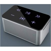 Buy cheap nice aluminium body Hi Fi portable wireless bluetooth speaker with touch button design from wholesalers