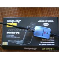 China High Power Wireless USB Adapter Network Card G2000 on sale