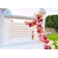 Buy cheap Best Price Inflatable Wedding Bouncer Large Bouncy Castle Inflatable Jump Castle from wholesalers