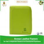 Buy cheap Lawngreen Zipper manager folder, file folder (BWB-38) from wholesalers
