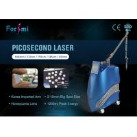 Buy cheap 600 picosecond no injury no pain all color tattoo removal pico laser 2017 from wholesalers