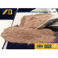 Buy cheap Plant Source Raw Brown Rice Protein Powder Feed Grade For Egg Chicken product
