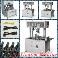 Buy cheap High-efficiency fully automatic power cable binding machine/wire winder machine from wholesalers