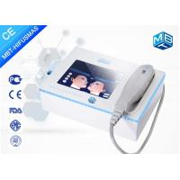 Buy cheap Non-surgical ultrasound wrinkle removal portable HIFU machine home use from wholesalers