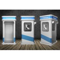 Buy cheap Corrosion Resistant Heavy Duty Industrial Phone Kiosk for Noisy Areas from wholesalers