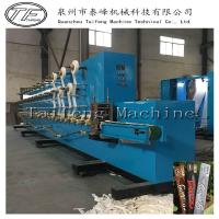 Buy cheap Automatic Sliter Smoking Equipment Gluing Folding Tobacco Cigarette Roll Paper Machine from wholesalers