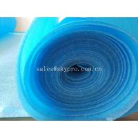 Buy cheap 3mm Soundproof Rubber Sheet Roll , Laminate Flooring EPE Foam Wrapping from wholesalers