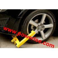 Buy cheap South America Sell Well/Wheel lock,Wheel clamp,Anti-theft tire lock, AS-WL-7 from wholesalers