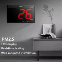 Buy cheap Wall-mounted air quality detector for PM2.5 product