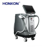 Buy cheap White And Blue Beauty Diode Laser For Hair Removal Machine , 808nm Wavelength from wholesalers