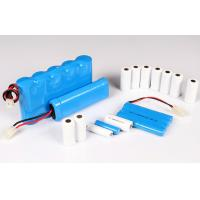 Buy cheap 800mAh 1.2V AAA Regular Battery for Emergency Light Nicd Battery Pack from wholesalers
