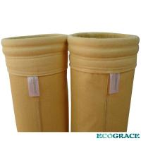Buy cheap Chemical Resistant P84 Filter Bag, Waster Incinerator High Temperature Gas Filters from wholesalers