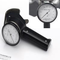 Buy cheap Black Hand-held Mechanical Tension Meter For Fiber Wire / Yarns product