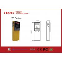 Buy cheap T6 Series Entry Exit Terminal Vending Machine from wholesalers