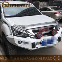 Buy cheap 4X4 Off-Road Accessories New Year Steel Material Front Bull Bar For D-Max 2018+ from wholesalers
