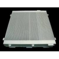Buy cheap Vacuum Brazed Aluminum Air Compressor Heat Exchanger Radiator , 2-40 bar product