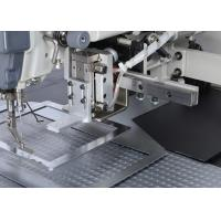 Buy cheap Lightweight Chain Stitch Embroidery Machine , Cross Stitch Sewing Machine For Clothes from wholesalers