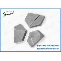 Buy cheap Glossy Tungsten Carbide Tips / Percussion Drill Tip Hard Metal YG8 With Customized Size from wholesalers