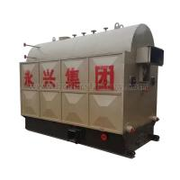 Buy cheap DZH Single Drum Manually Boiler from wholesalers