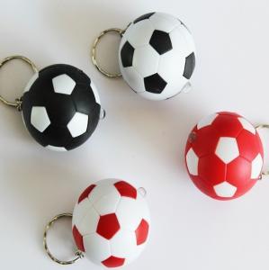 Buy cheap mini plastic led football keychain,led ball keychain,led soccer keychain product