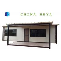 Buy cheap Eco Friendly Movable Prefab House With 3 Bedrooms Flexible Layout 70 Square Meters from wholesalers