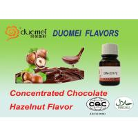 Buy cheap Tobacco Flavor Concentrate Pg Based Chocolate Hazelnut Flavour Liquid from wholesalers