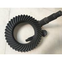 Buy cheap Hypoid Spiral crown bevel gears , High Precision Forging ring gear and pinion gear from wholesalers