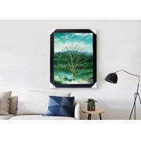 Buy cheap Four Season Tree Design Printing 3D Lenticular Flip Effect Home Decoration from wholesalers