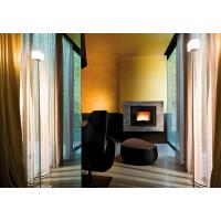 High Efficiency Wood Stove Insert, Modern Wood Burning Fireplace Inserts