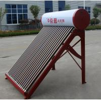 Buy cheap 20pcs/25pcs /30pcs Evacuated tube collector solar water heater from wholesalers