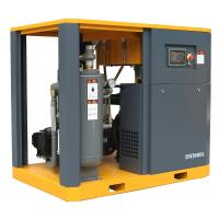 Buy cheap 55kw/75hp Lubricated Lubrication Style and Used Condition Rotary screw air compressor 145psi from wholesalers
