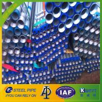 Buy cheap hot dip galvanized steel pipe threaded on both ends from wholesalers