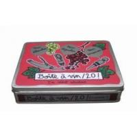 Buy cheap Tin cans,Tin box,gift tin,metal case from wholesalers