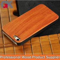 Buy cheap wooden cover cases for iphone 5 from wholesalers