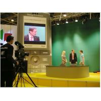 Buy cheap TV Studio P4 Indoor LED Signs Display Screen Stage Video Wall For Live Broadcast from wholesalers