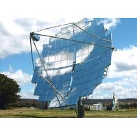Buy cheap Silver Coated Clear Glass CSP Solar Mirror 1.1mm For Sterling Solar Plant from wholesalers