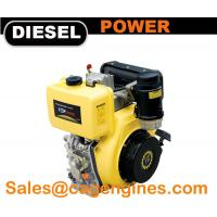 Buy cheap 10HP Single-cylinder	4-stroke Diesel Engine from wholesalers