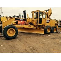 Buy cheap Used Caterpillar 140 motor grader CAT 140H grader with ripper from wholesalers