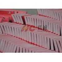 Red L angle /  Red GPO-3 L angle / Red cable bridge / Red angle insulation