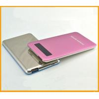 Buy cheap 6000mah new unique product ideas super slim power bank  for iphone/samsung/HTC from wholesalers
