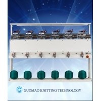 Buy cheap Two Sides Polyester 2 Spindle Yarn Winding Machine from wholesalers