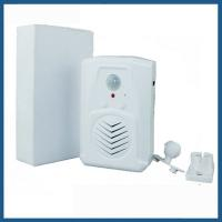 Buy cheap COMER PIR doorbell voice prompt mp3 sound player Elevator alarm bell Voice from wholesalers